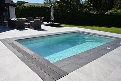 Block and liner pool builder Northampton